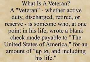 ... thank you 11 11 11 veterans day if you live in a free country thank a