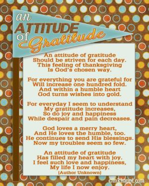 Free Gratitude Quotes