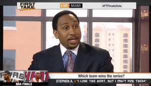 Go Back > Gallery For > Stephen A Smith Heat Meme