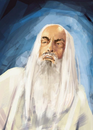 most often called saruman the white saruman was the first of the five ...