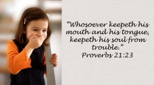 when to keep your mouth shut don t open your mouth in the heat of ...