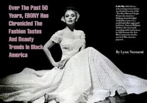Perfect for hair and wedding dress! Lena Horne