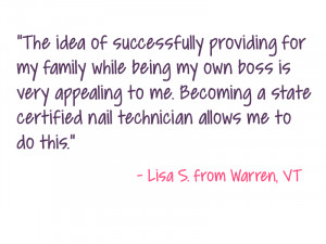 What is a nail technician, or manicurist/pedicurist?