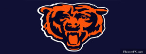 Chicago Bears Football Nfl 8 Facebook Cover