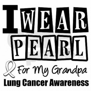 Happy November & Lung Cancer Awareness month!