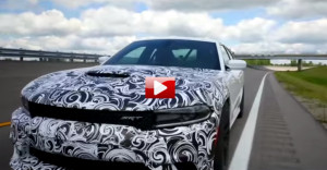 2015 Hellcat Dodge Charger SRT Top Speed