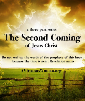 ... Coming of Jesus Christ {A 3 Part Bible Study} | A Virtuous Woman