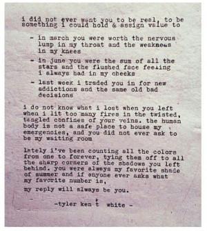 Tyler Kent White