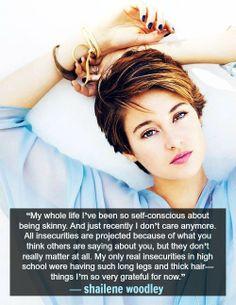 My #wcw is Shailene Woodley! 1like=1 vote :) Shai is beautiful on the ...
