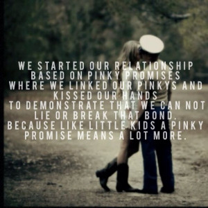 Usmc Love Quotes, Pinkie Promis Quotes, Pinky Promise Quotes, Military ...