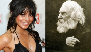 Vanessa Hudgens Gets All Intellectual, Quotes Longfellow After Filming ...