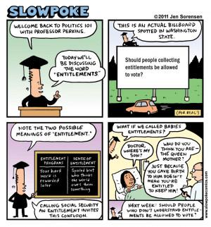 14th Amendment Cartoon