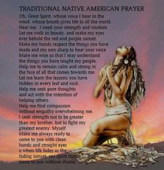 Native American Inspirational Poems | Traditional Native American ...