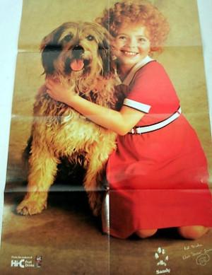Little Orphan Annie Movie 1982