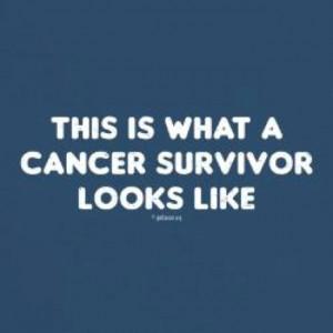 Cancer Survivor Quotes Brain Ribbon Picture