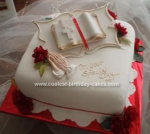 Coolest Pastor Appreciation Cake 5