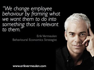 Framing is the secret to Employee Engagement.