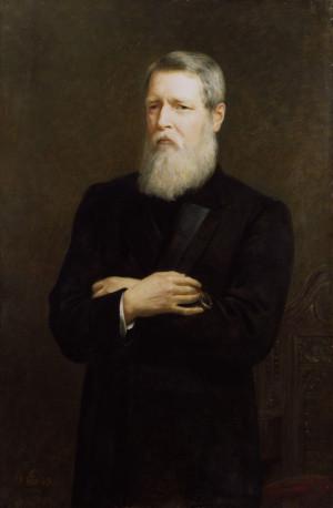 Stafford Henry Northcote, 1st Earl of Iddesleigh (1882)