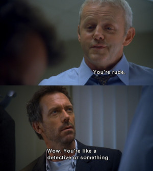 Search results for house hugh laurie quote tv show