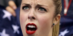 Can we talk about Ashley Wagner?