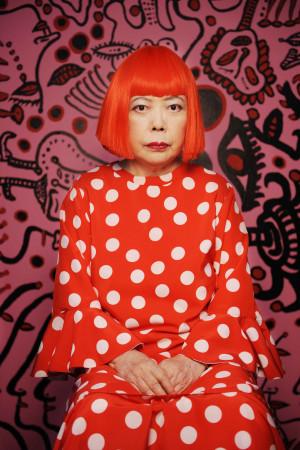 ... Ota Fine Arts, Tokyo/ Yayoi Kusama Studio Inc. Copyright: Yayoi Kusama