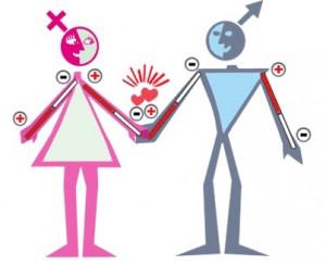 Opposites Attract: He said yes. She said no. She said high. He said ...