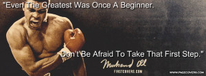 Muhammad Ali Unknown Quote Cover Comments