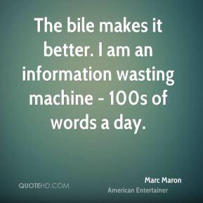 More Marc Maron Quotes