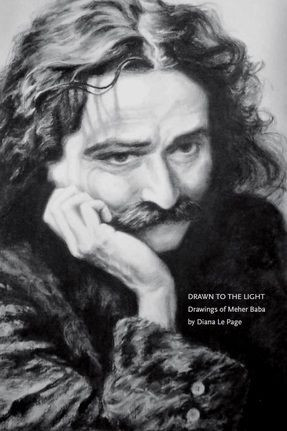 ... online book of black and white drawings with quotes from Meher Baba