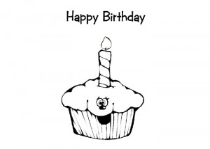happy birthday coloring pages pokemon birthday card sayings view