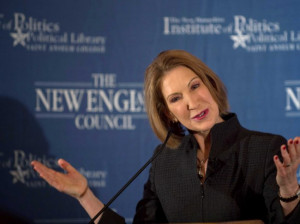 Former HP CEO Carly Fiorina is reportedly launching her presidential ...