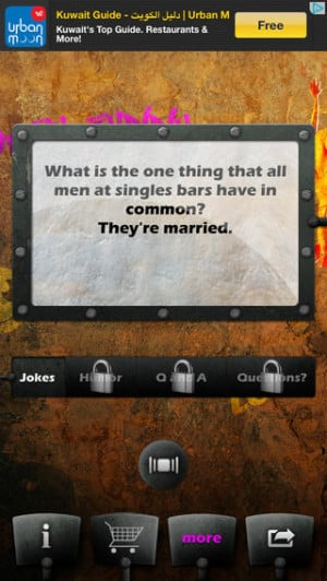 Download Funny Jokes, Quotes, Questions and One Liners iOS