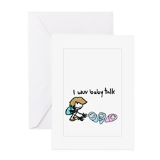 Expectant Parents Congratulations Greeting Cards