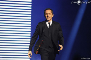 Exclusif - People au Spectacle de Gad Elmaleh