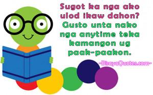 Sweet Bisaya Quotes Quotesgram