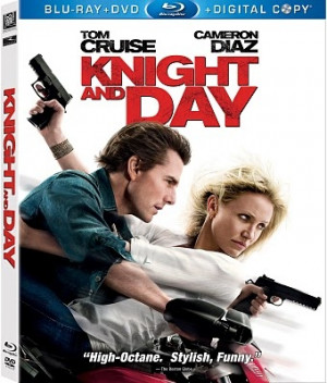 Knight and Day- Romantic Comedy/Spoof on spy films. A side of Tom ...