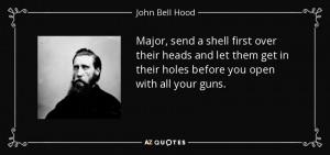 John Bell Hood Quotes