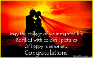 congratulations message for a wedding card Wedding Card Quotes ...