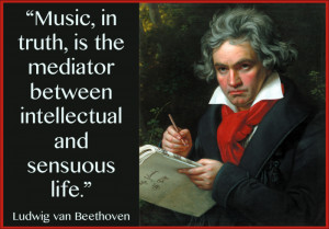 Beethoven Quotes About Music