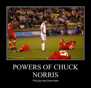 Power Of Chuck Norris
