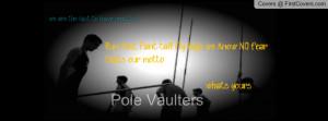 POLE VAULT Profile Facebook Covers