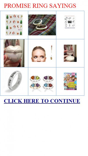 PROMISE RING SAYINGS::PROMISE RING SAYINGS OR QUOTES|PROMISE RING ...