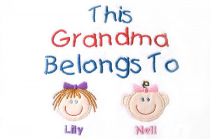 Cute Grandma Sayings