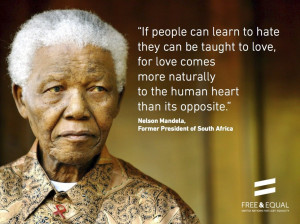 Nelson Mandela led the fight for equality in multiple battles, and his ...