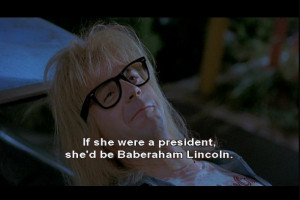 wayne s world baberham lincoln