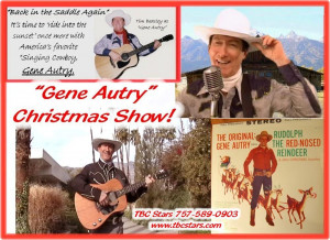 Gene Autry Impersonator