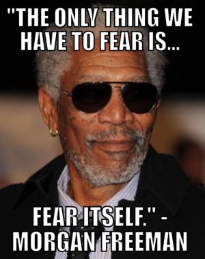 12 Things Morgan Freeman Definitely Said