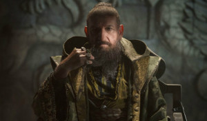 "... "" Group In 'Iron Man 3′ & Casting Ben Kingsley As The Mandarin"
