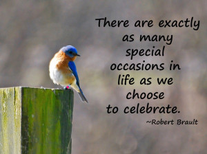 Celebrate Each Day~