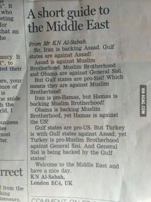 . Assad is against Muslim Brotherhood. Muslim Brotherhood and Obama ...